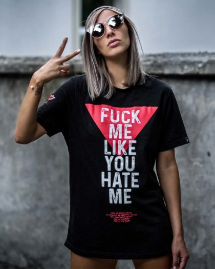 Fetish Fuck Me T-shirt