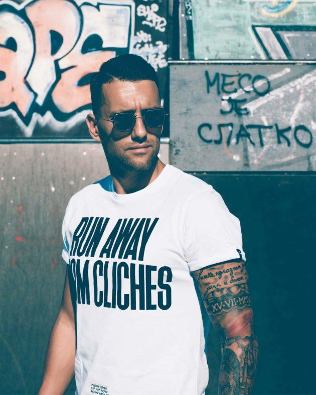 RAFC White T-shirt