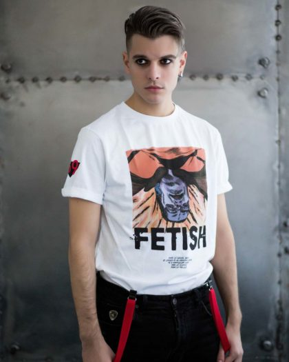Fetish Steps T-shirt